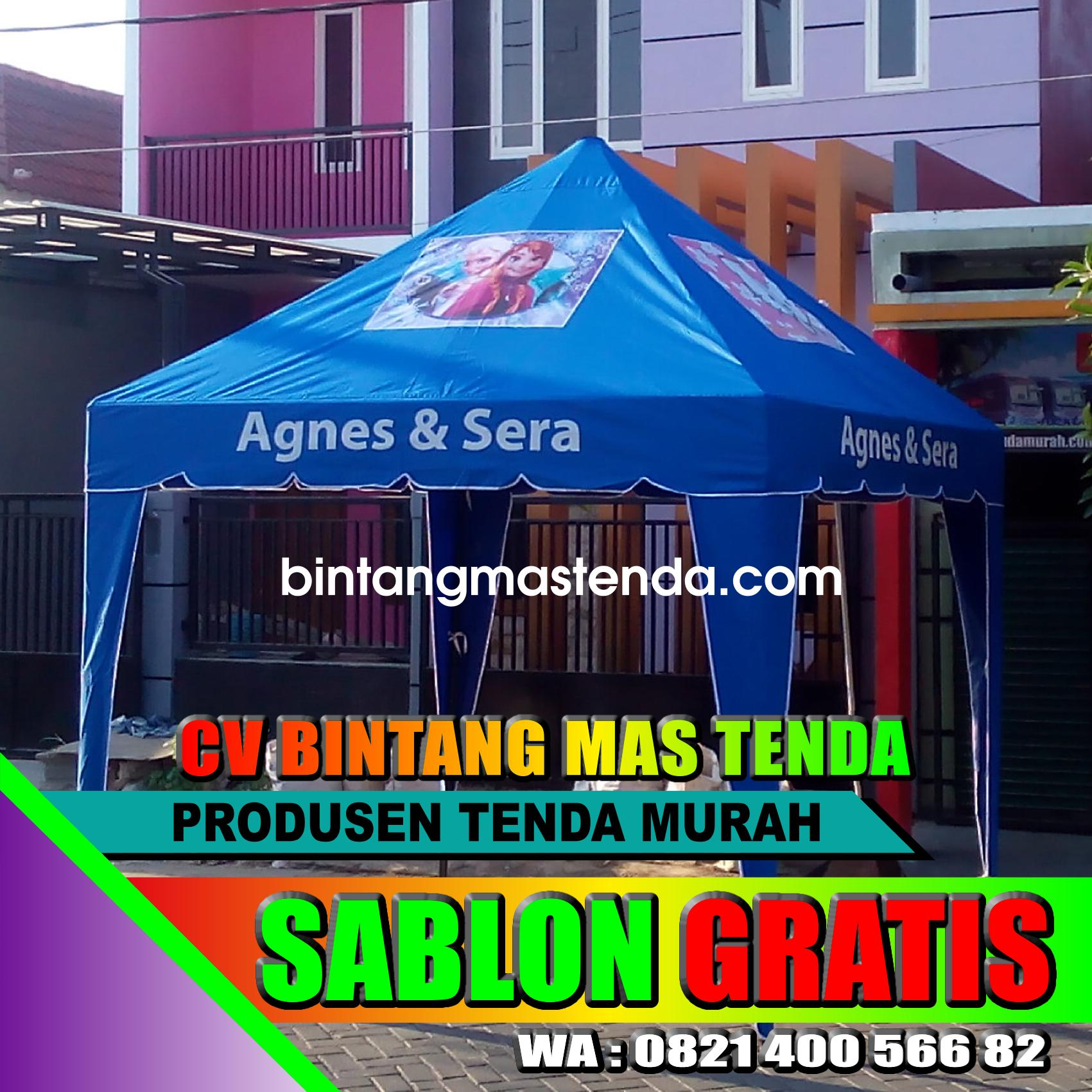 JUAL TENDA CAFE BANJARMASIN