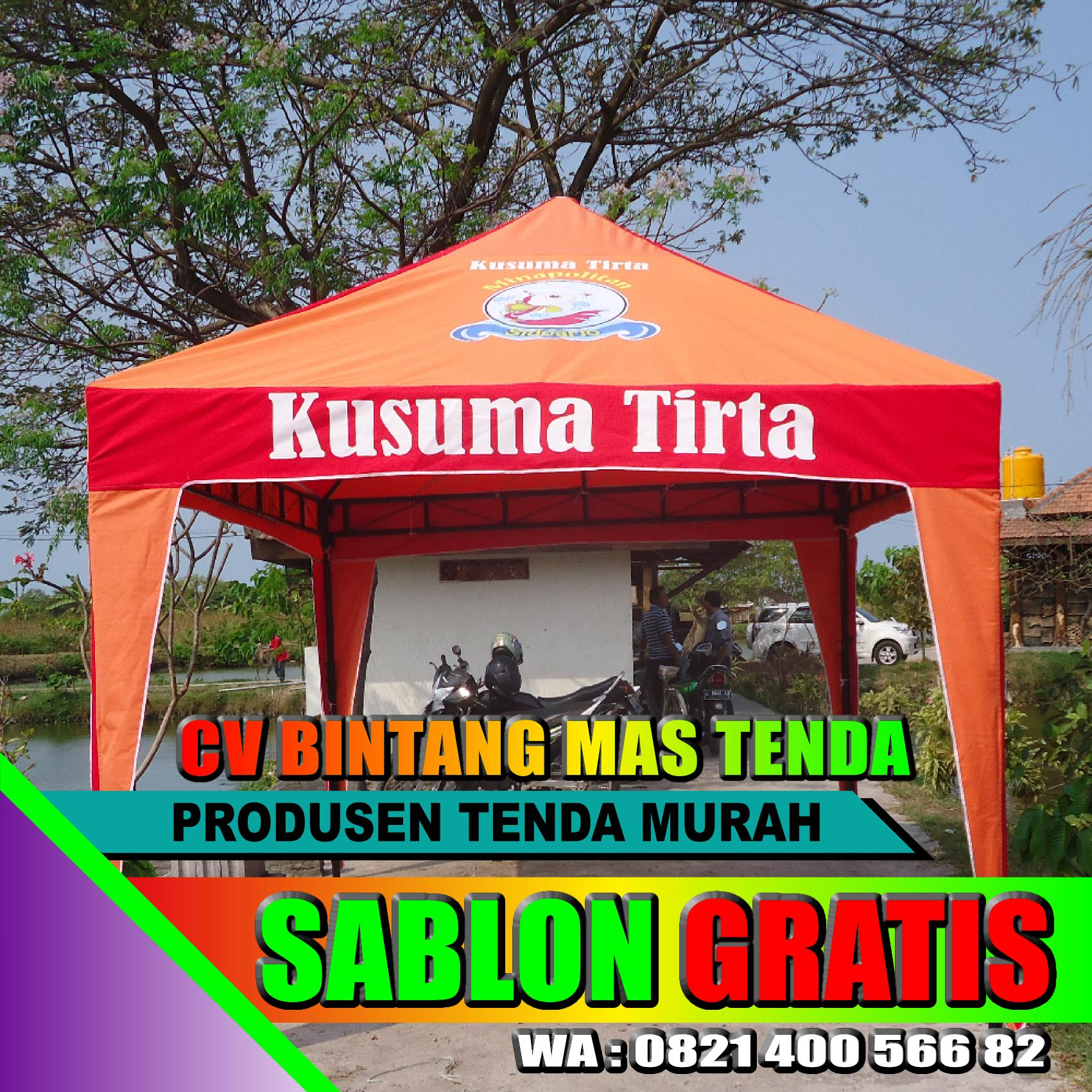 Tenda Cafe, Tenda Display, Gazebo