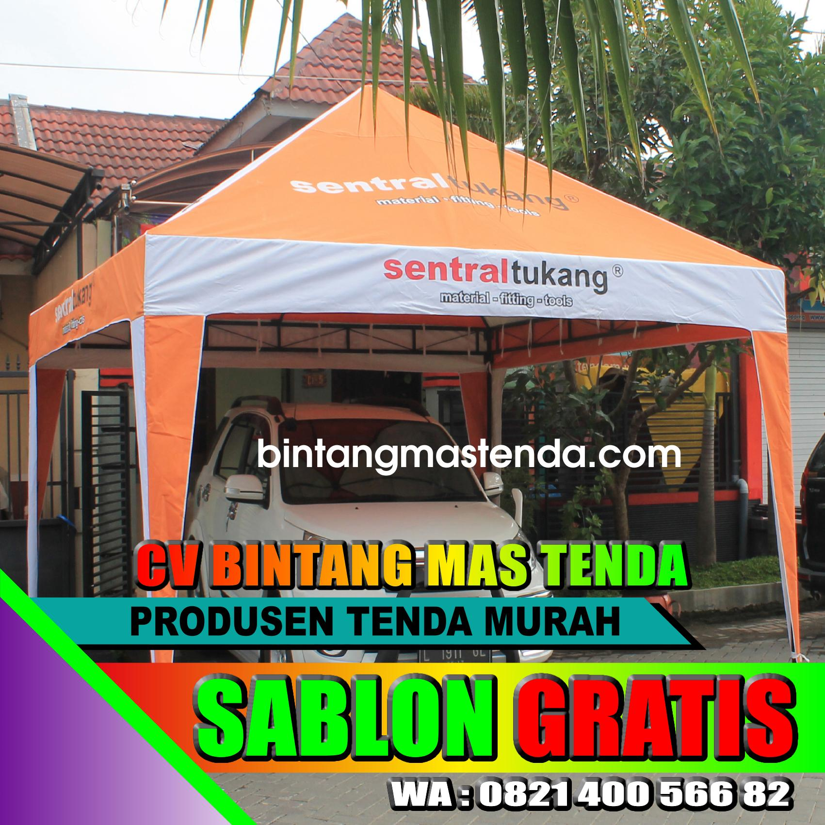 TENDA DISPLAY SURABAYA